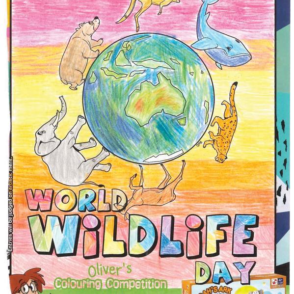 World Wildlife Day - Winner