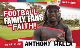 Football, Family, Fans and Faith