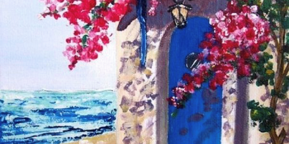 St. Al's Virtual Paint Nite: Spring is in the Air!