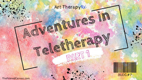 Adventures in Teletherapy: Part 1