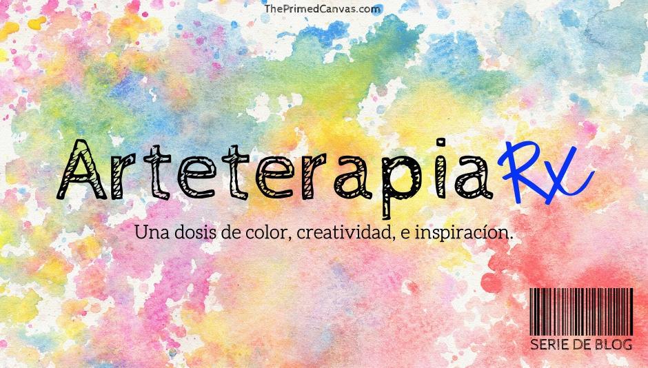 arte-terapia rx es una publicación de blog que proporiona recursos y ideas para art-terapia en ingles y español.