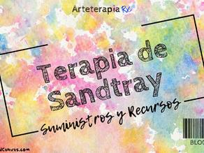 Terapia de Sandtray Suministros Y Recursos