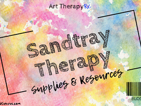 Sandtray Therapy Supplies & Resources