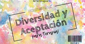 Recursos Sobre la Diversidad y Aceptación para Terapia.