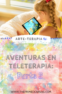 Pinterest- Aventuras en Teleterapia: Part 2