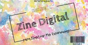 Creando Un Zine Digital para Ilustrar Mis Experiencias