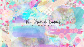 Priming The Canvas: An Introduction to My Art Therapy Blog