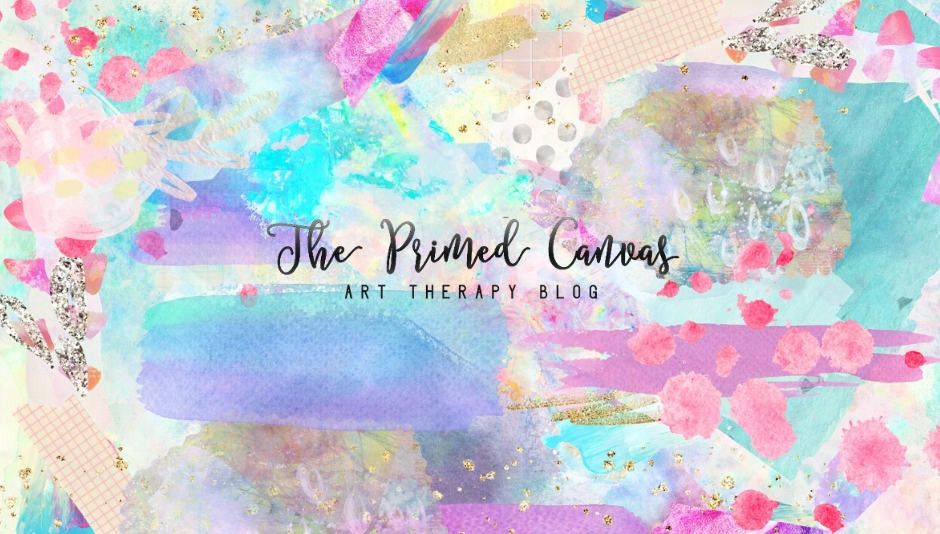 The Primed Canvas Art Therapy Blog is now ready! Learn about art therapy and free resources here!