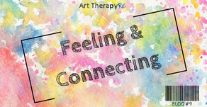 Feeling & Connecting: Using a Little Color to Express Our Inner World