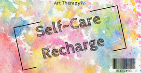 Self-Care Recharge with a Dose of Color