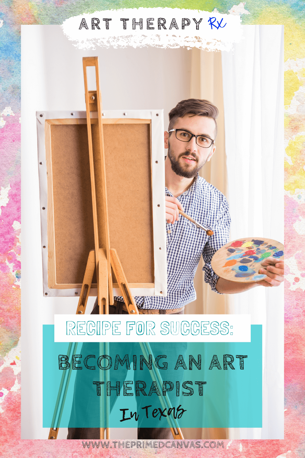 A guide to becoming an art therapist in Texas! And information for LPCs wanting to become an art therapist!