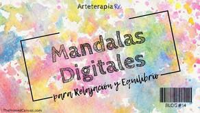 Mandalas Digitales para Relajación y Equilibrio