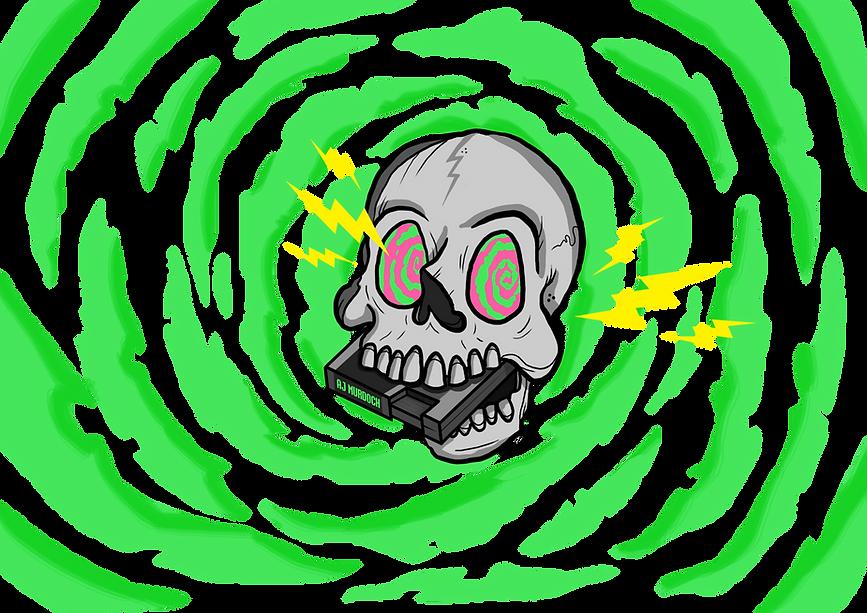nintendo skull