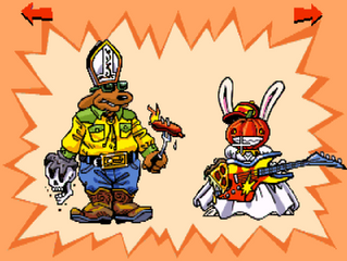 SAM&MAX - Hit The Road