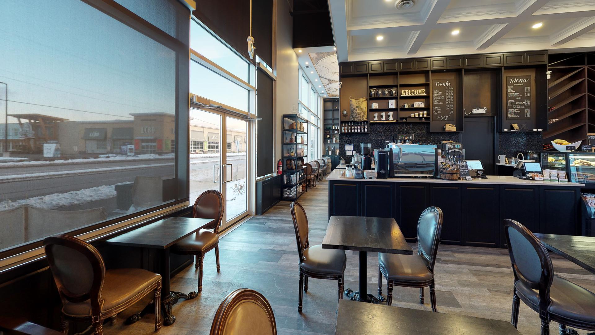 Espresso Bar   Figaro Coffee House   Industrial Park