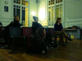 Marie-Pia, Sabrina, Mélanie, Céline