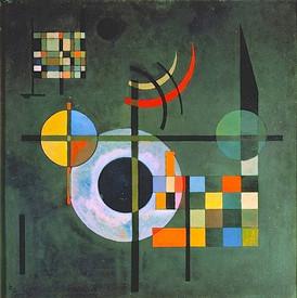 Contrepoids, Kandinski, 1926