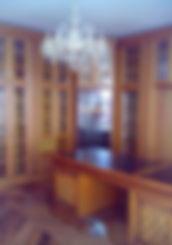 Мебель для домашнего кабинета по индивидуальному проекту в Кемерово