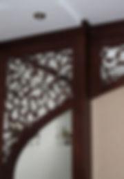 Декор выполненый под заказ из массива дерева и МДФ под заказ в Кемерово
