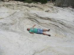 Скалы притягивают
