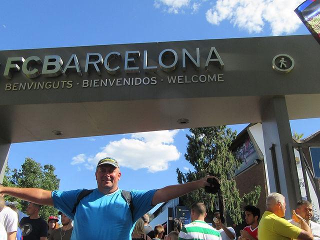 """Стадион """"Камп Ноу"""", Барселона"""