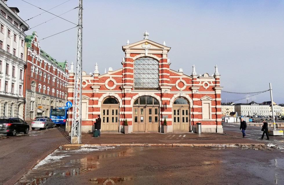 Рынок, Хельсинки