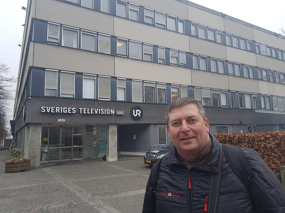 Шведское телевидение