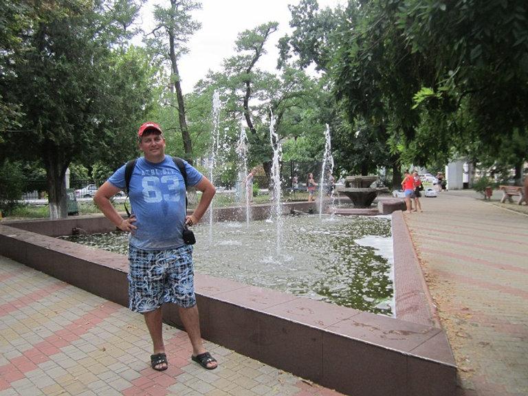 Фонтаны Белгород-Днестровского