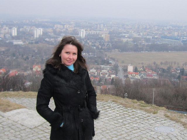 Копец Костюшко, Краков, Польша