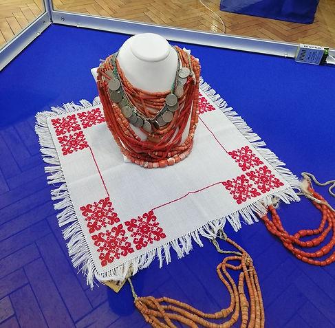 Каменец-Подольский музей, намисто