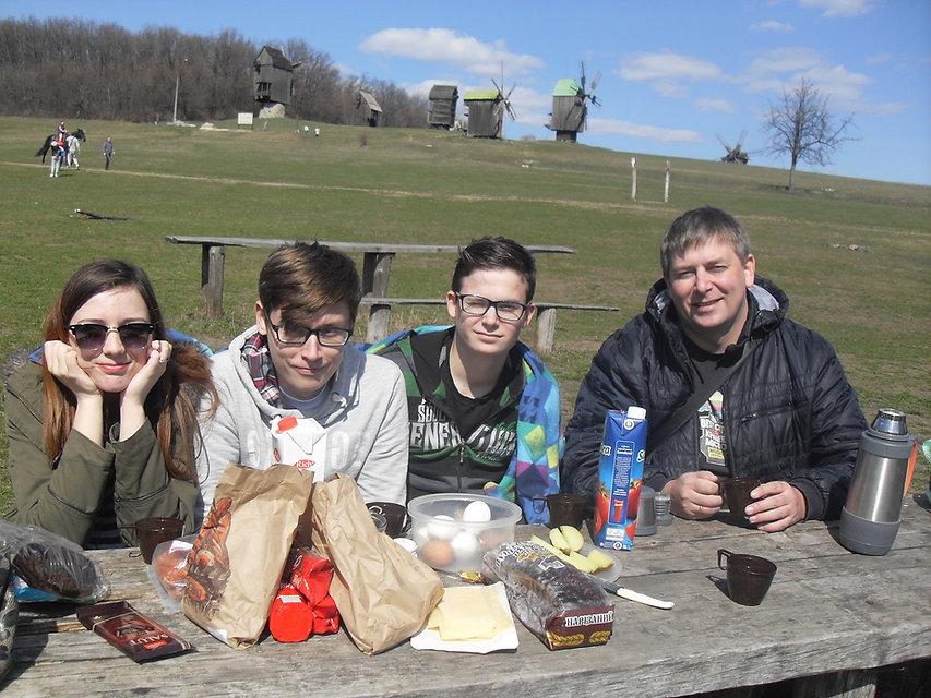 Пикник в Пирогово