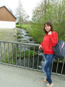 Очередная речка-ручей