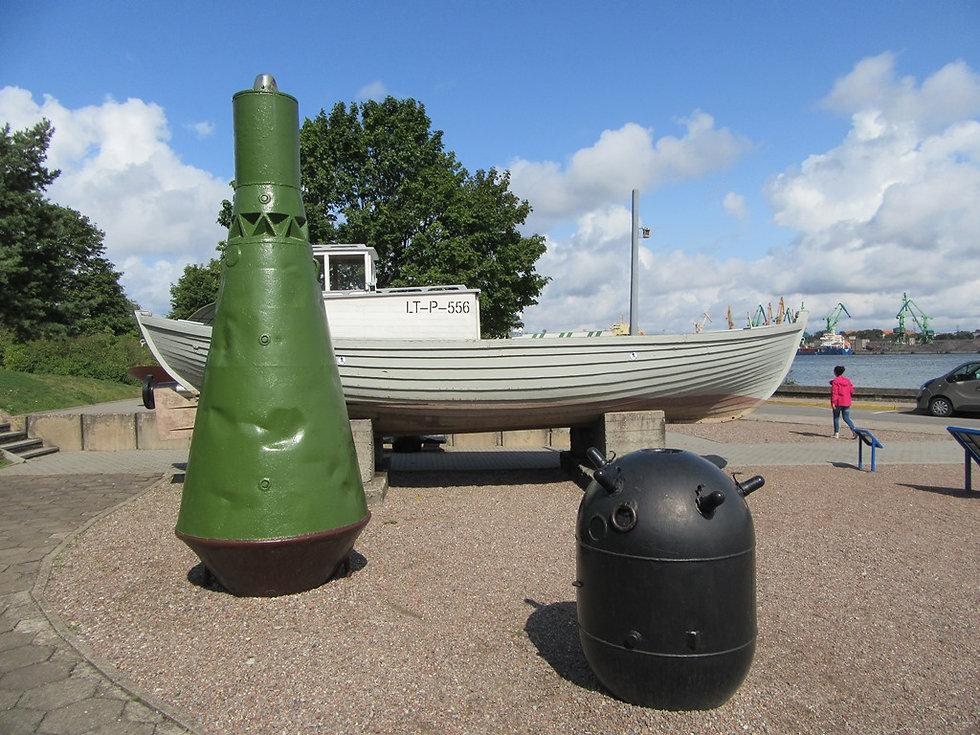Бомбы в музее кораблей