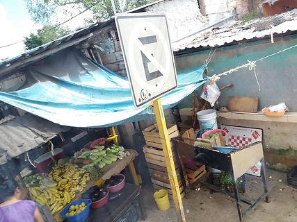 Индейский рынок в джунглях