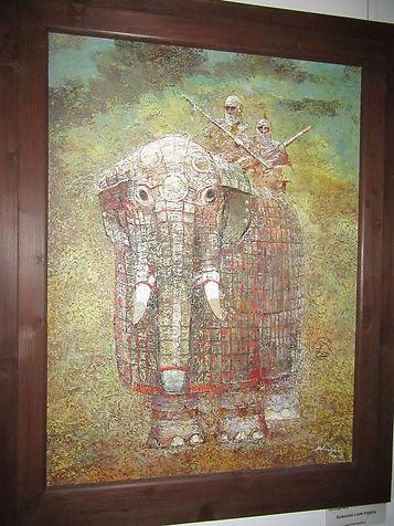 Бронированный слон