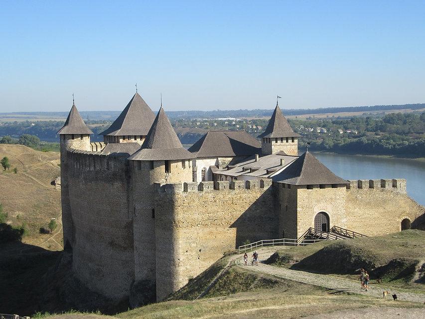 Хотинская крепость, Черновицкая область