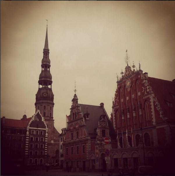 Открываем новую страну - Латвию / We open the new country - Latvia