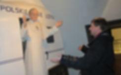 Музей восковых фигур польских знаменитостей