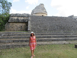 Обсерватория древних Майя