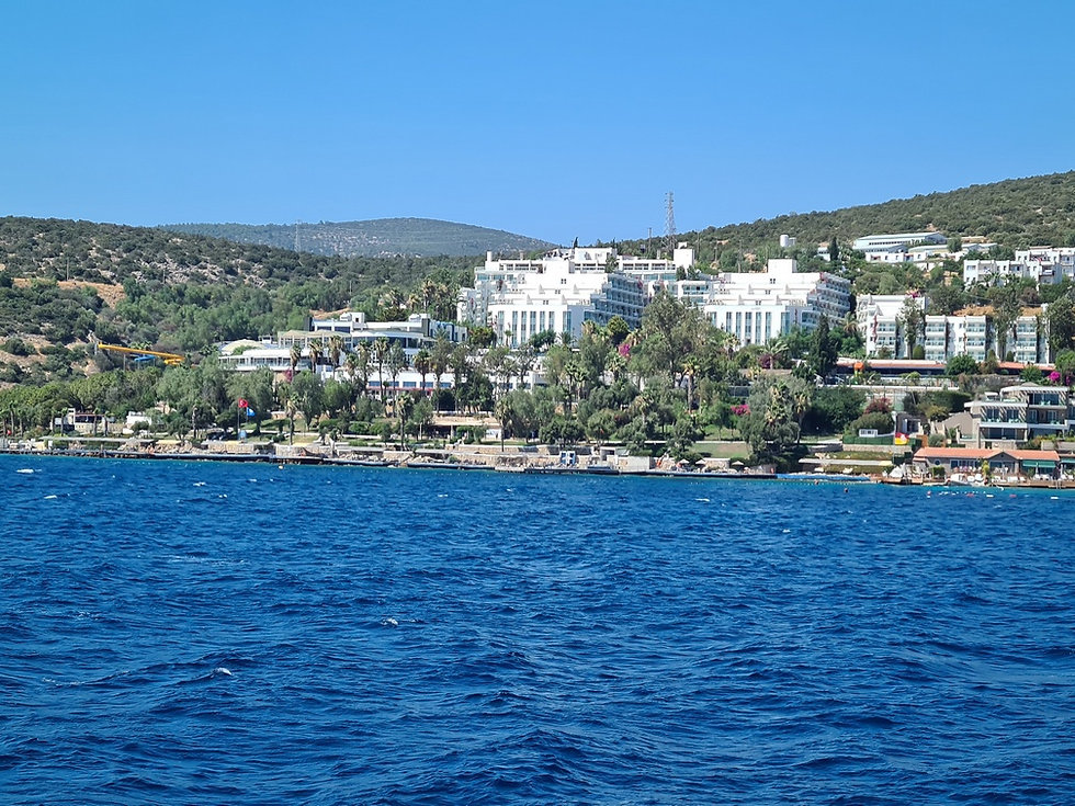 Отель Holiday Bodrum