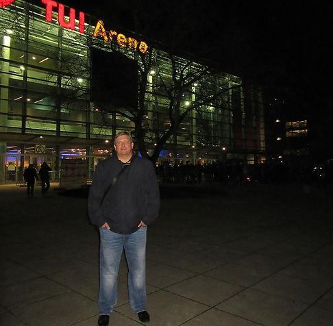 Ганновер Tui arena
