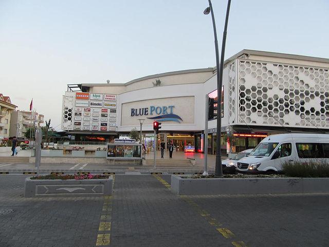 Торговый центр в Мармарисе