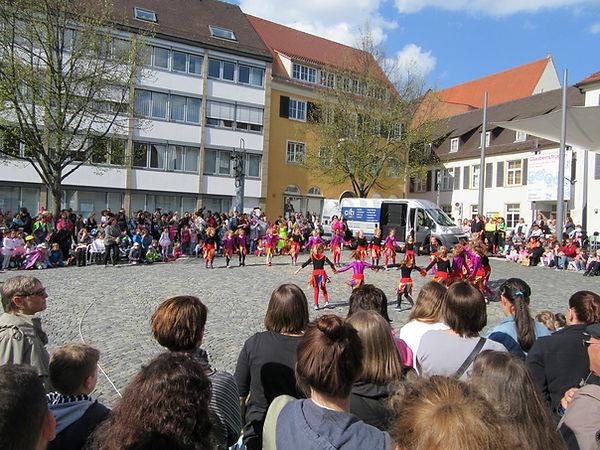 День танца в Ульме