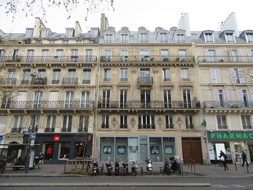 Знаменитые мансарды Парижа