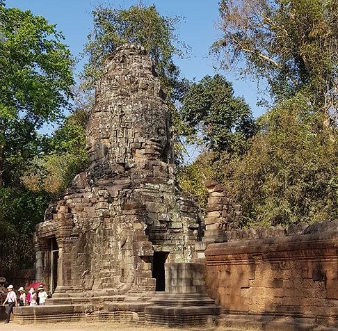Ворота храма Та Пром