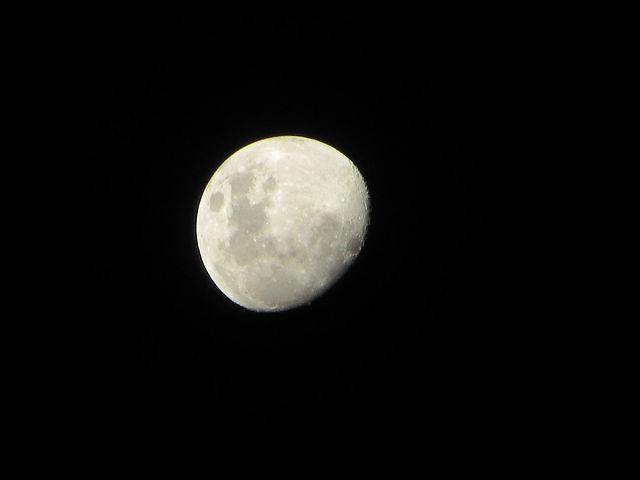 Огромная луна над Кириндой