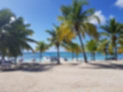 Главный пляж Мано Хуана