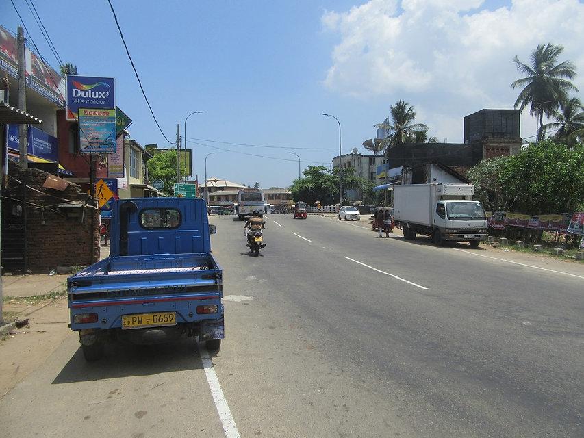 Главная улица Тангалле