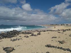 Романтический пляж