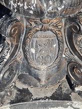 Логотип Анкары на фонарях